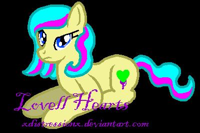Lovell Hearts