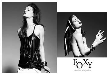 FOXY 4 by widyacitta