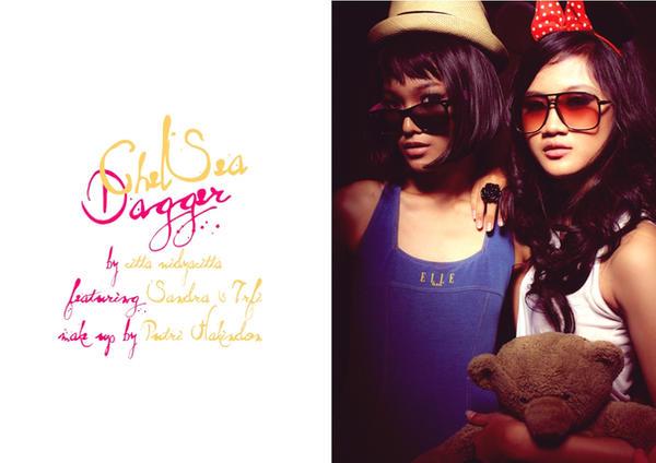 Chelsea Dagger by widyacitta