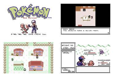 Pokemon C64 by Kwayne64
