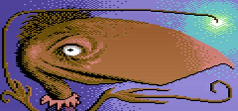 Pkunk C64 by Kwayne64