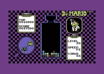 Dr. Mario C64