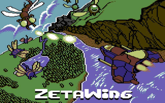 ZetaWing screen