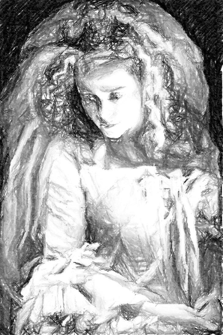 Miss Havisham by jan0009683 on DeviantArt