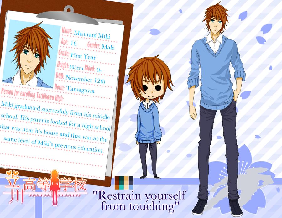 TH: Misutani Miki by Rainikloud