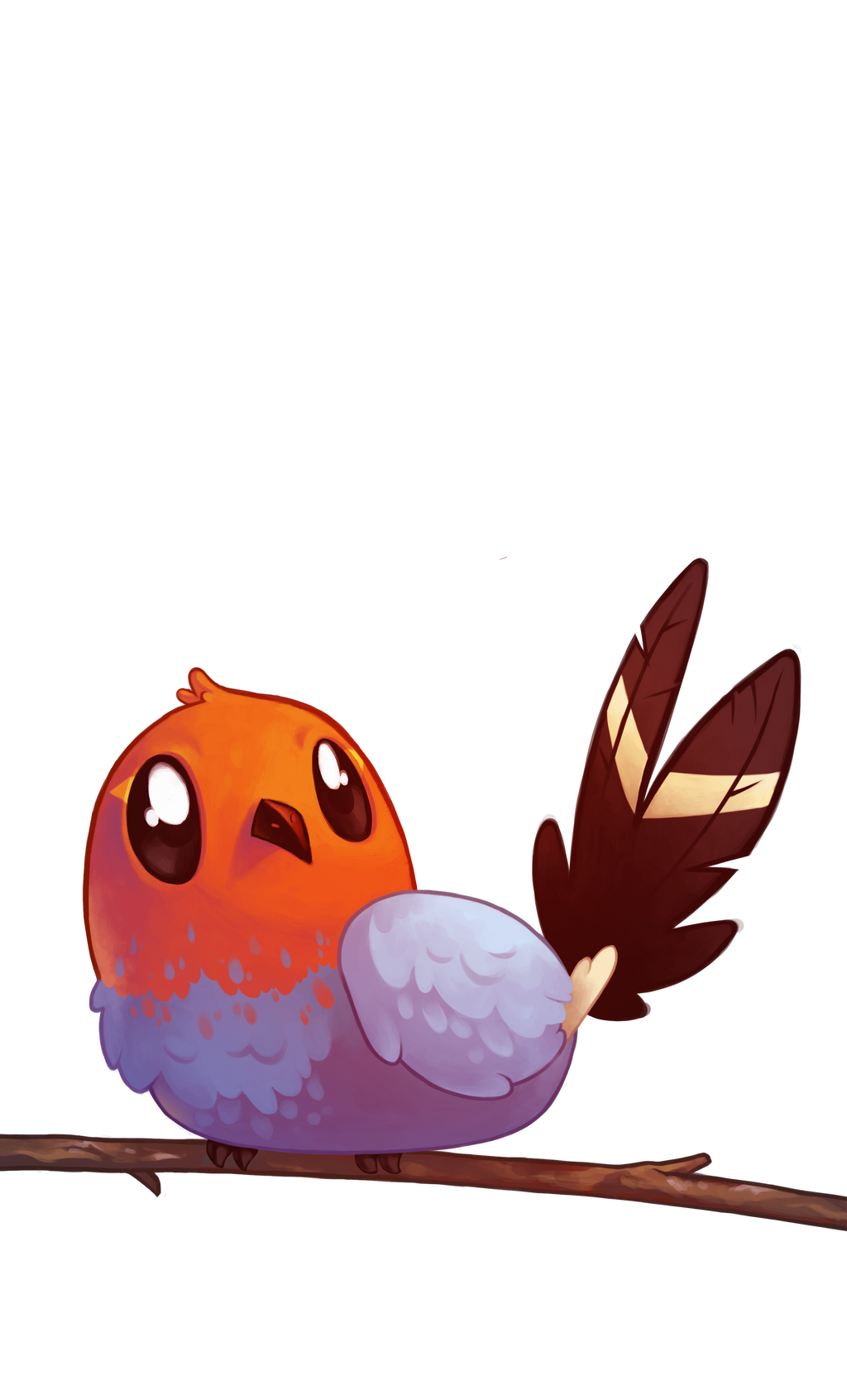 Michelle's spam topic Fletchling_by_eksuos-d6gi9pe