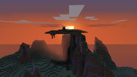 Sunset... by CrayzMario64