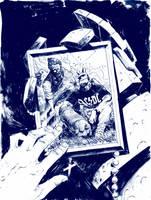 Hellboy : The Man I Called Father by DEVMALYA
