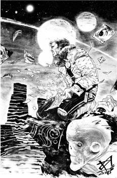 Drifter #12 variant cover