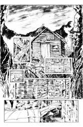 Paradiso #1 page 1