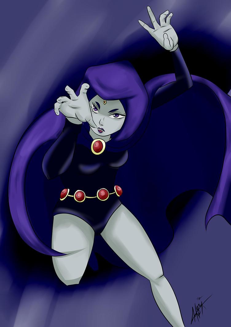 Raven by HozMark