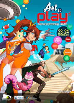 Poster for Art2Play