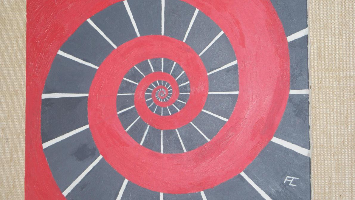 Spirale logarithmique 2 by Loki7z