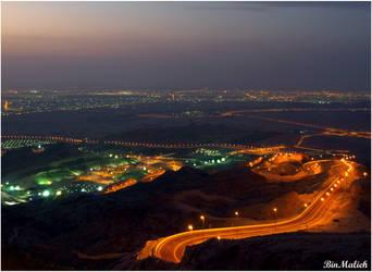 Alain City by binmalieh