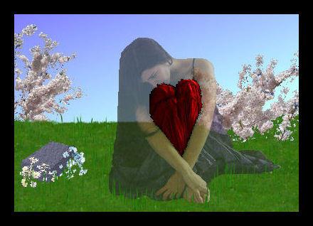 A Heart Flies Away by bleegiimuus