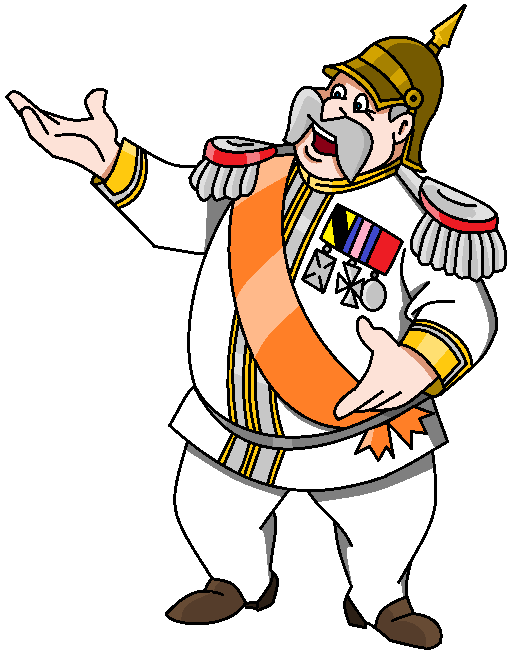 Otto von Bismarck DISNEY by ViniSalesi on DeviantArt