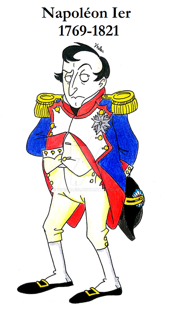 Napoleon Bonaparte by ViniSalesi