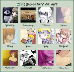 2010 arts