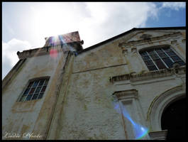 Iglesia de Portobelo 2 by Ludiie