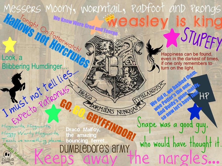 Harry Potter Wallpaper By EmNicolee