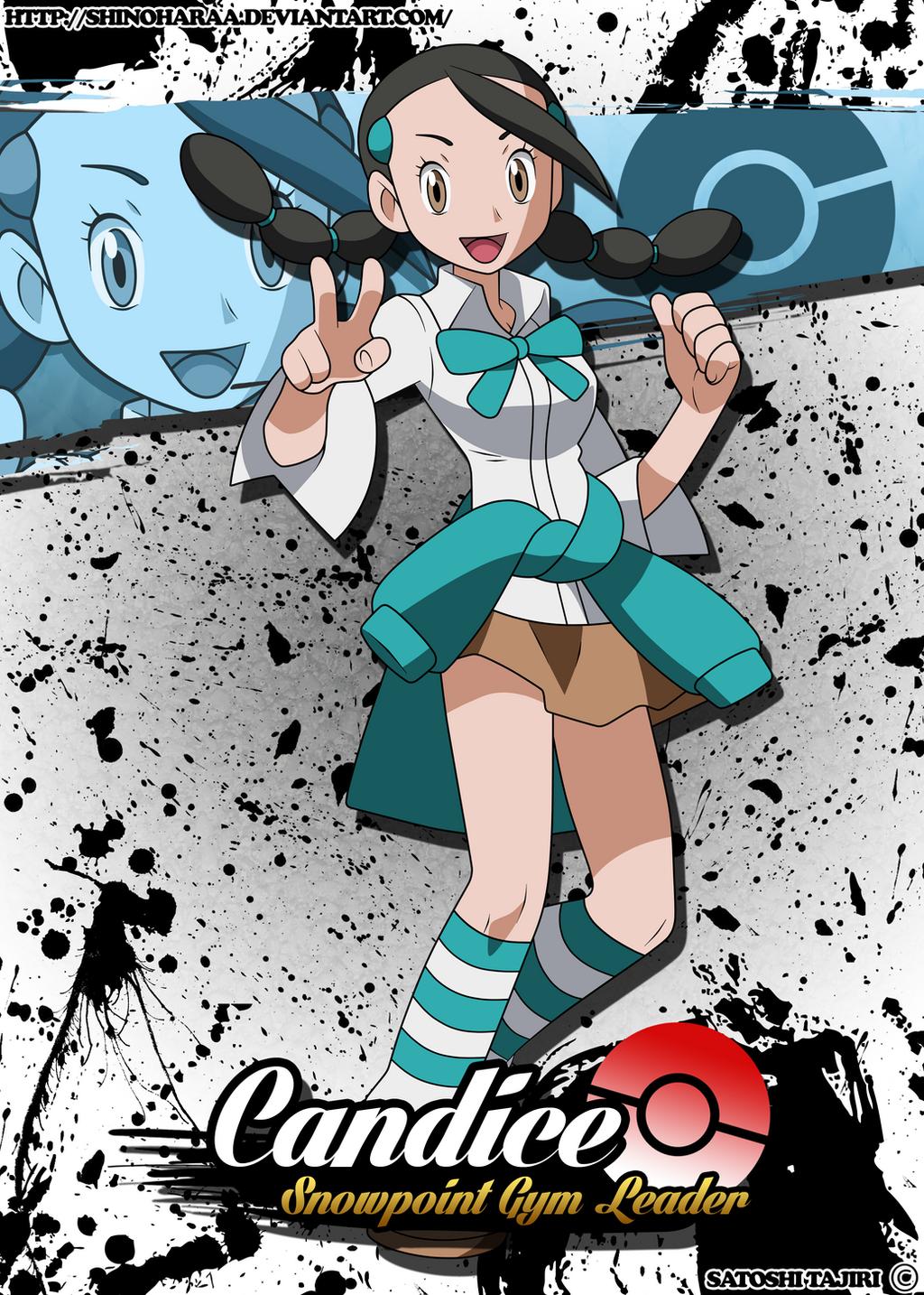 Pokemon Candice