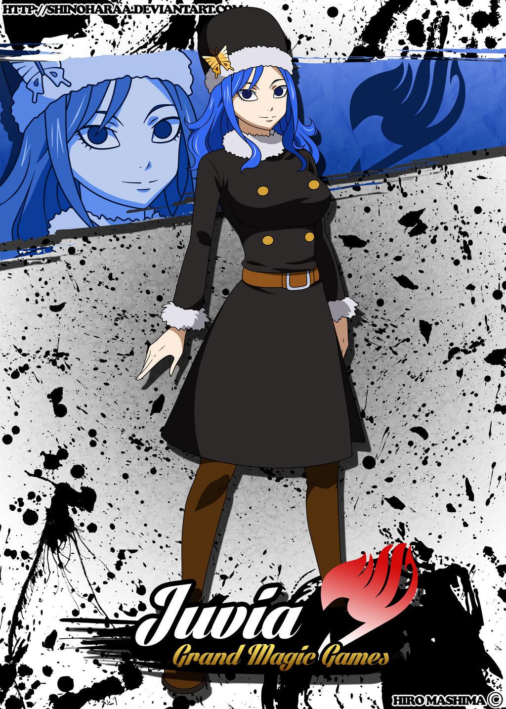 Juvia Lockser -Grand Magic Games- By Shinoharaa On DeviantArt