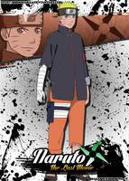 Naruto Uzumaki by Shinoharaa