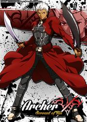 Archer by Shinoharaa