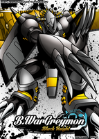 BlackWarGreymon by Shinoharaa