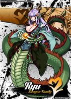 Ryu by Shinoharaa