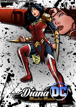 Wonder Woman -Balance-