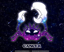Cancer Constellation - Kingler by Shinoharaa