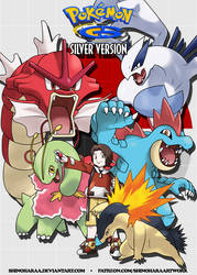 My Hall of Fame - Pokemon Silver