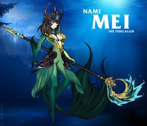 Mei, the Tidecaller
