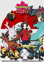 My Hall of Fame - Pokemon Shield