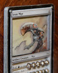MTG Iron Myr Life Counter 2