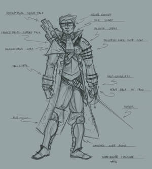 Laell Warcaster Design