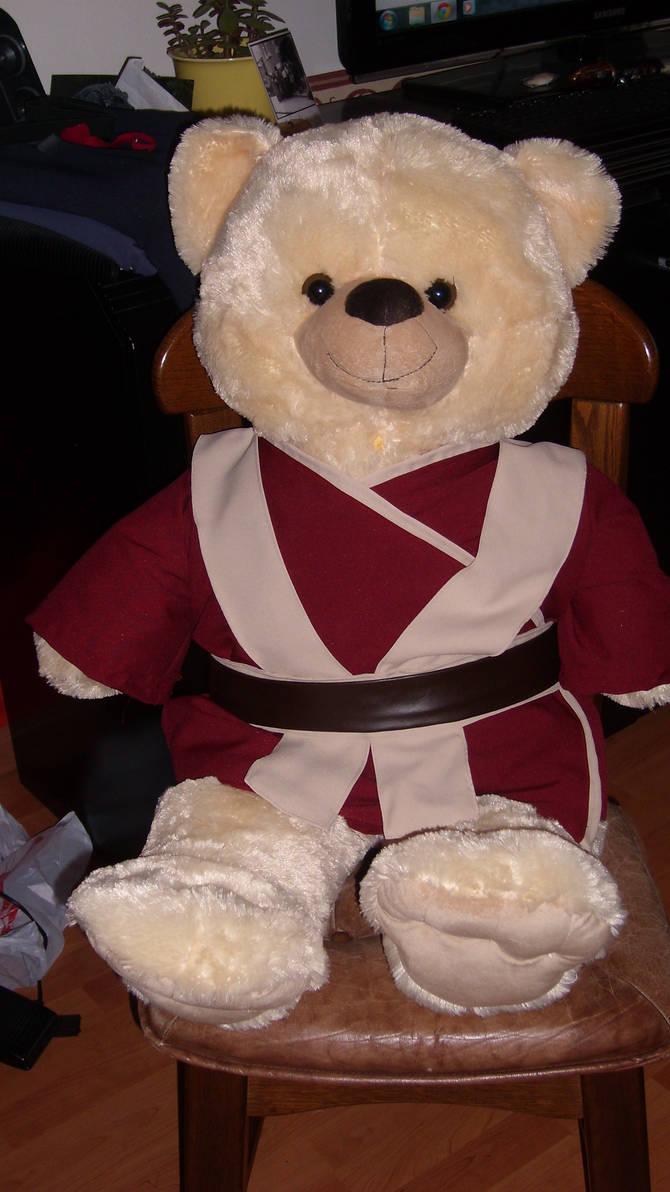 The Jedi Teddy
