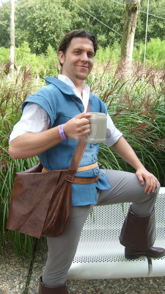 Do you have a little Flynn Rider in you?