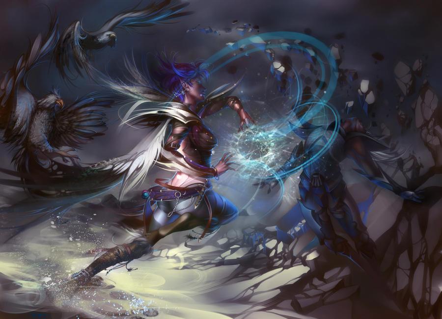 Frozen Queen by Sinto-risky