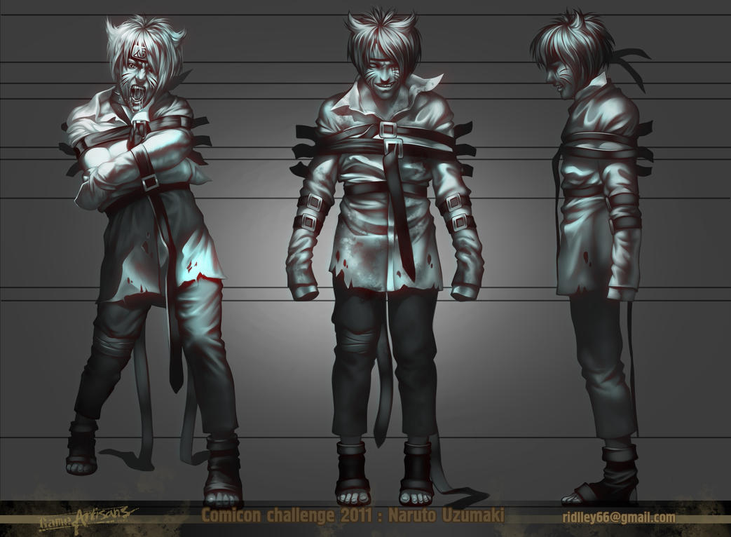 Naruto_model_sheet by Sinto-risky