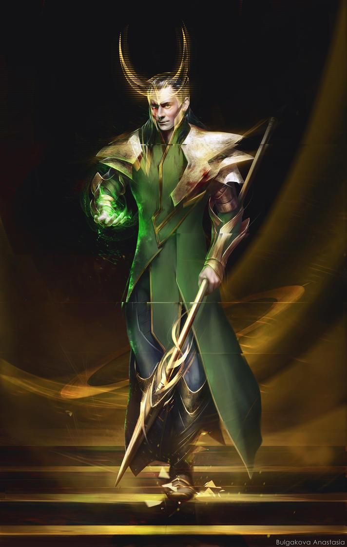 The tsar of Asgard by Sinto-risky