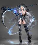 Night Shadow woman