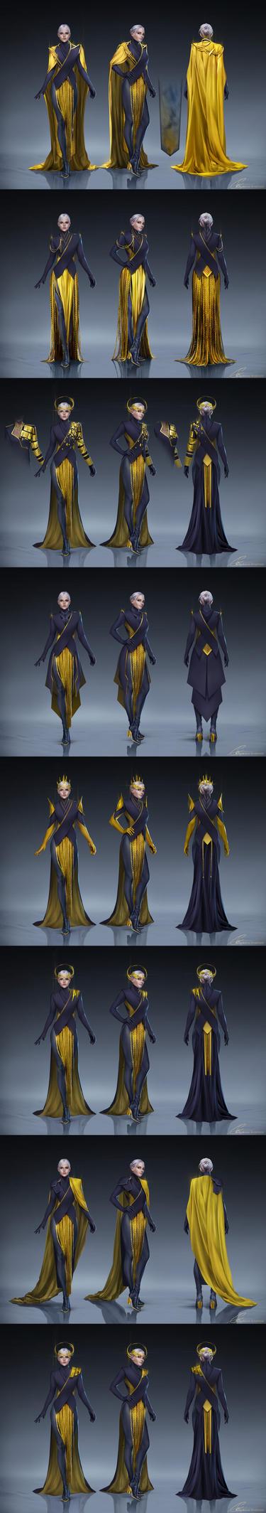 Costume design (Valerian) by Sinto-risky