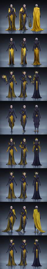 Costume design (Valerian)