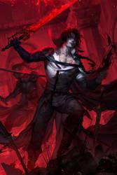 A butcher Crowley by Sinto-risky
