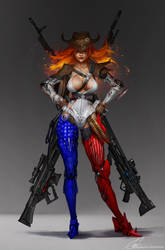 Countries: USA by Sinto-risky