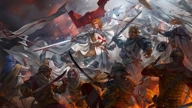 Crusade Time by Sinto-risky