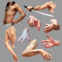 Hands by Sinto-risky