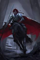 Sketch: knight